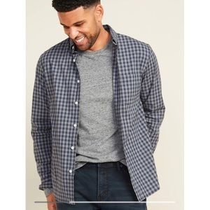 🌸5/$25🌸 Old Navy Regular-Fit L/S Button Down